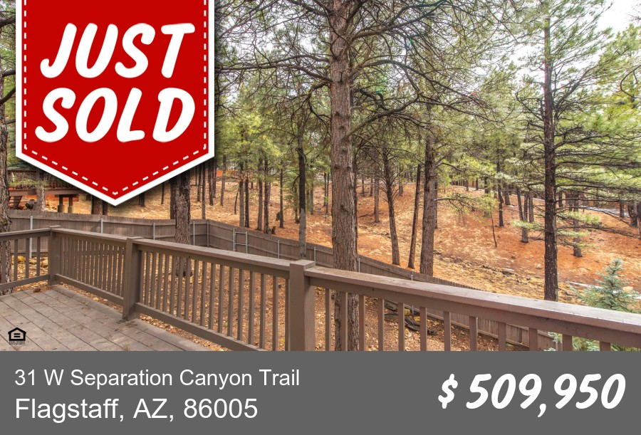 31 W Separation Canyon Trail Flagstaff, AZ 86005
