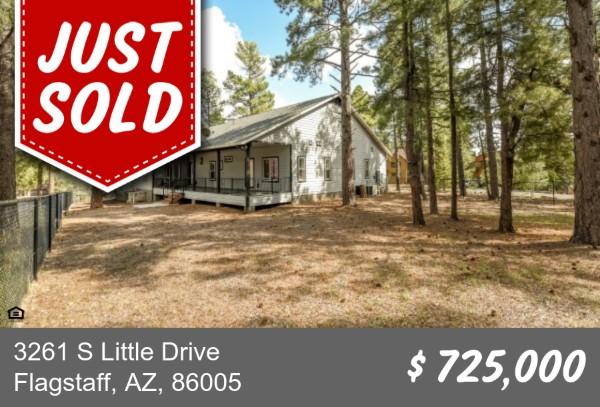 3261 S Little Dr Flagstaff, AZ 86001