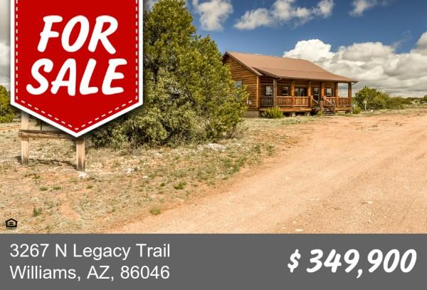 3267 N Legacy Trail Valle AZ 86046