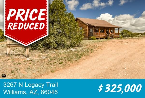 3267 N Legacy Trail, Williams, AZ 86046
