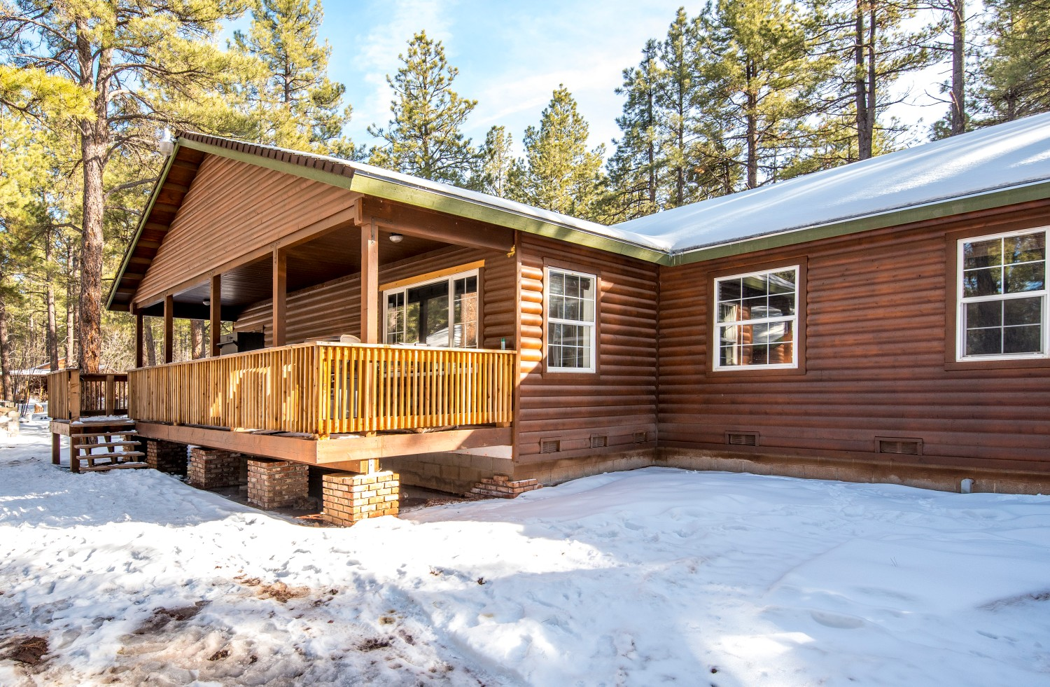 3488 Pine Top Drive, Williams, AZ 86046