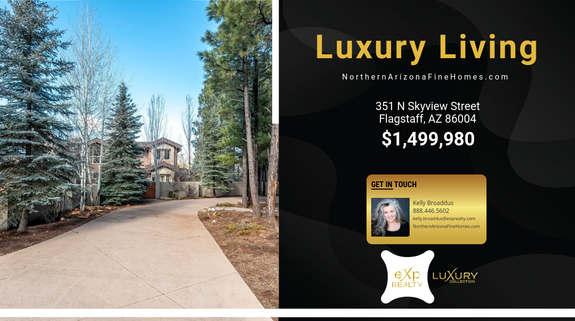 351 N Skyview Street, Flagstaff, AZ 86004