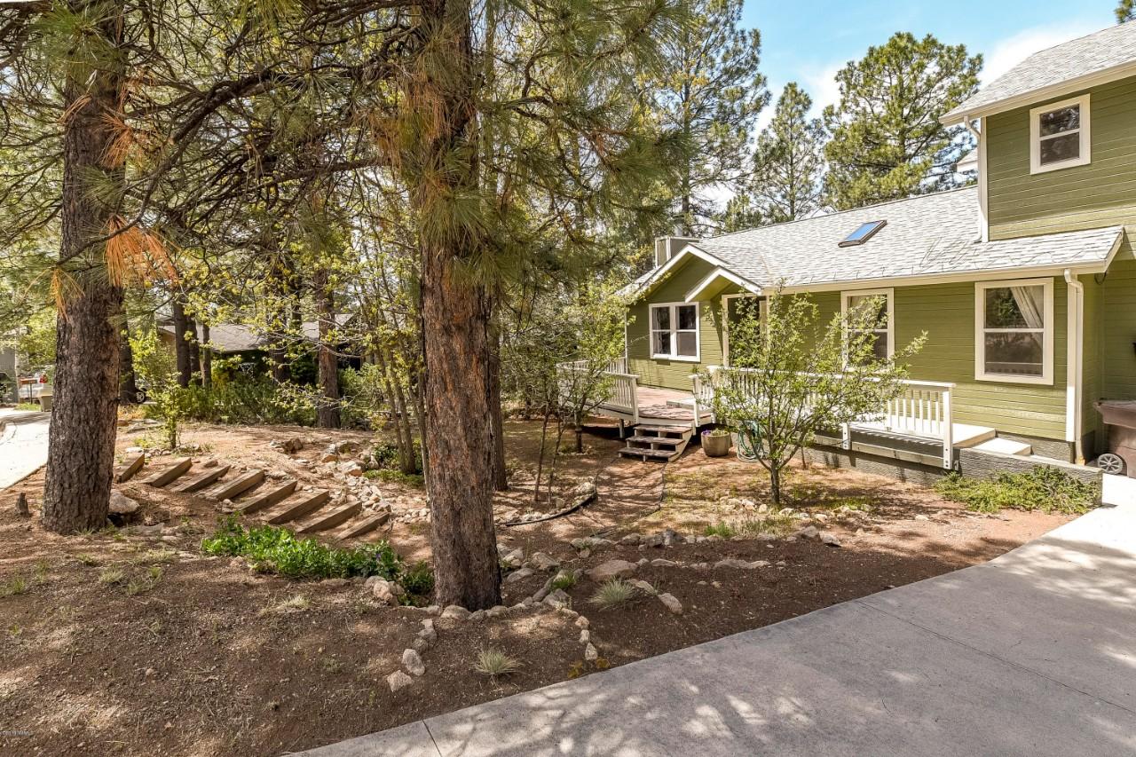 3525 N Monte Vista Dr Flagstaff AZ. 86004