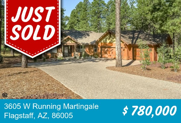 3605 W Running Martingale, Flagstaff, AZ 86005 - SOLD