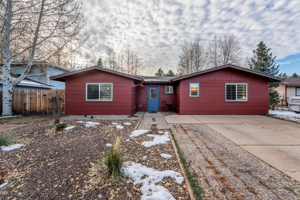 3612 W Mountain Drive, Flagstaff, AZ 86001
