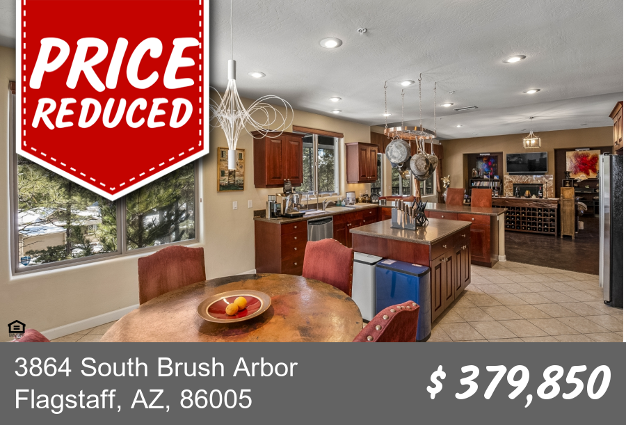3864 S Brush Arbor Flagstaff, AZ 86005