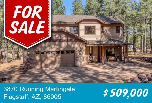 3870 Running Martingale, Flagstaff, AZ