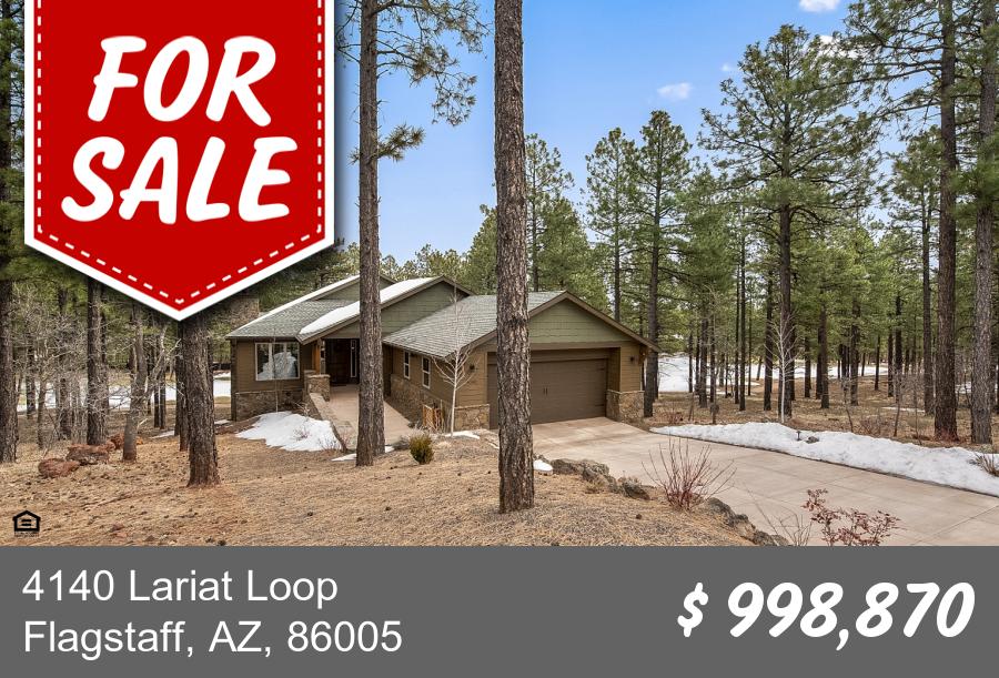 4140 Lariat Loop, Flagstaff, AZ 86005