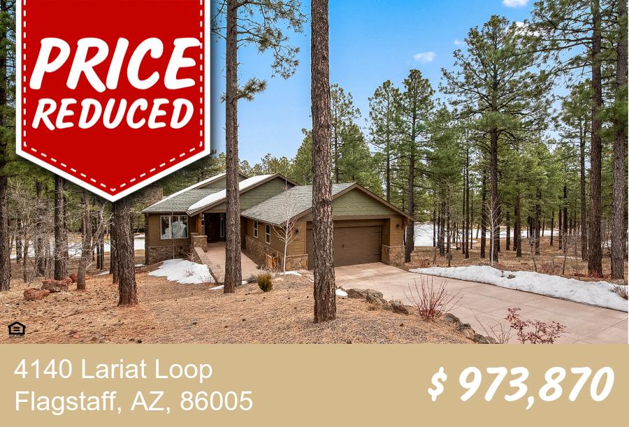 4140 Lariat Loop Flagstaff, AZ 86005