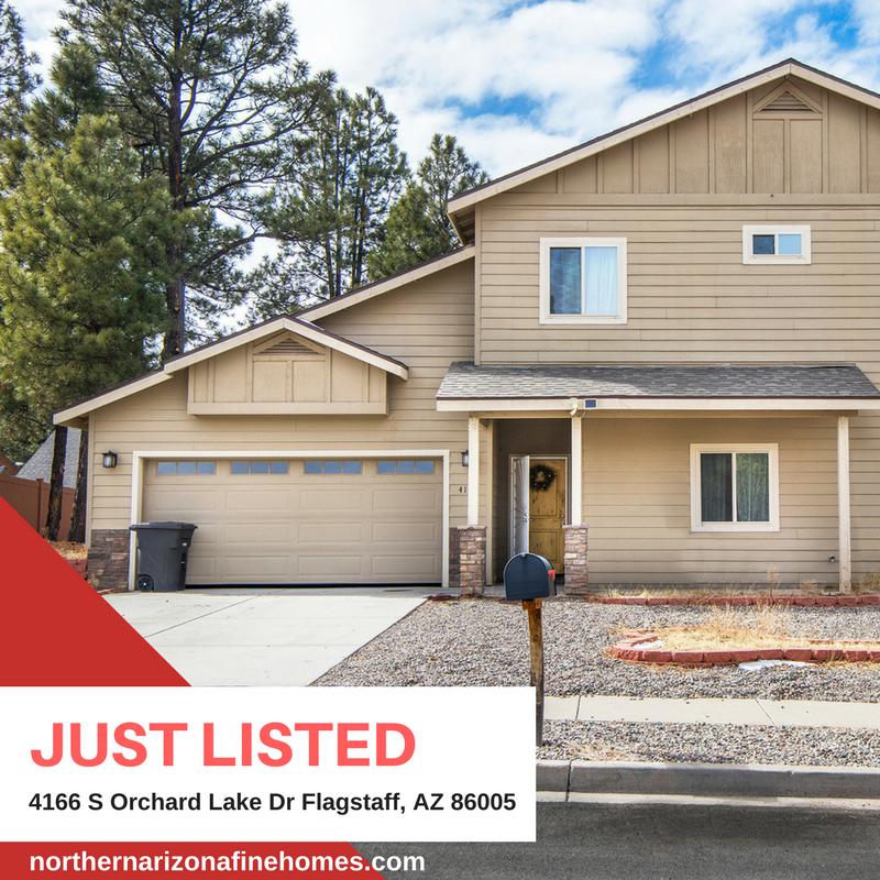 4166 S Orchard Lake Drive Flagstaff, AZ 86005