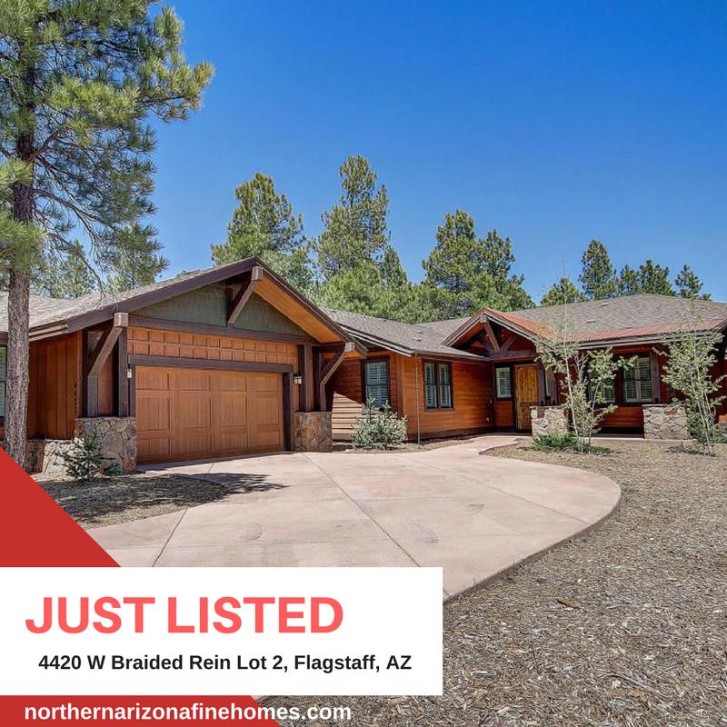 4420 W Braided Rein Lot 2, Flagstaff, AZ 86005
