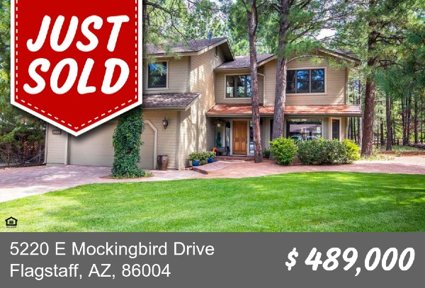 5220 E Mockingbird Drive Flagstaff, AZ 86004
