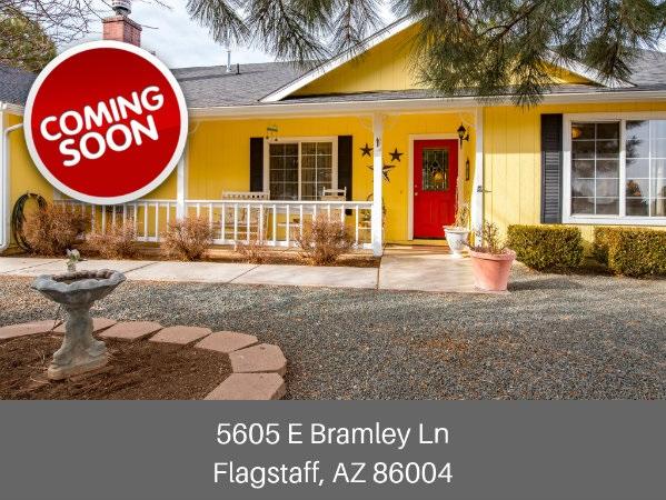 5605 E Bramley Lane Flagstaff, AZ 86004