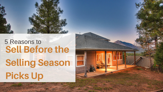 5 Reasons To Sell Your Flagstaff Home Before the Season Picks Up