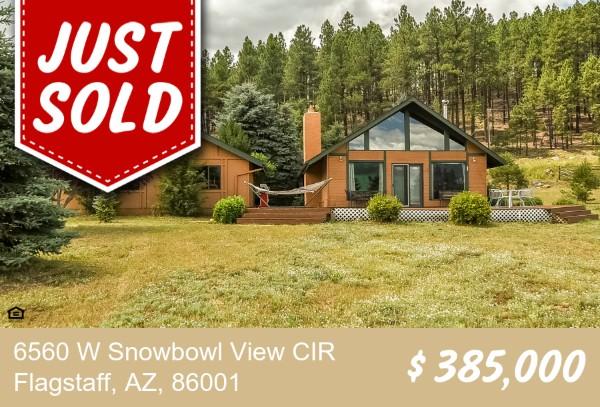 6560 W Snowbowl View CIR Flagstaff, AZ 86001