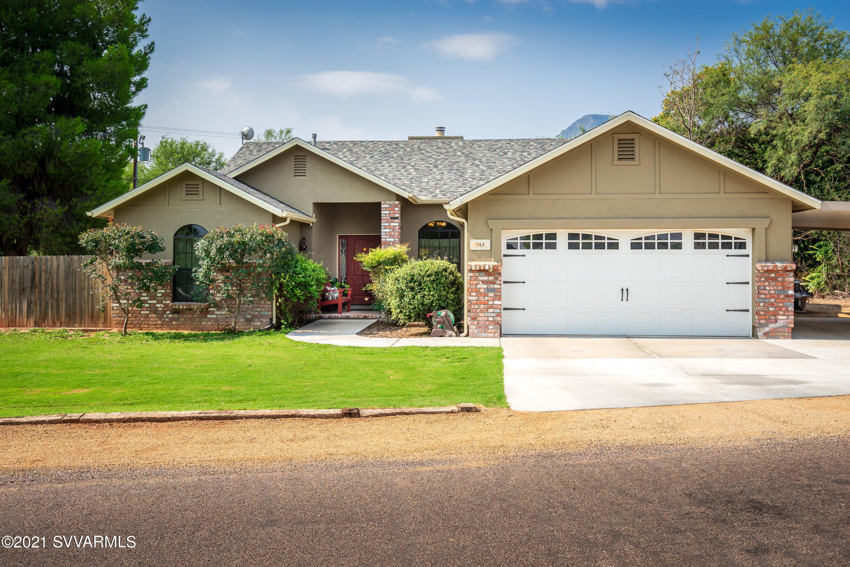 743 E Lamarcia Drive, Camp Verde, AZ 86322