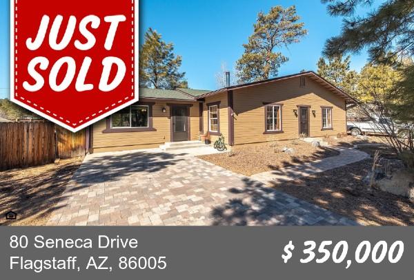 80 Seneca Drive Flagstaff, AZ 86005