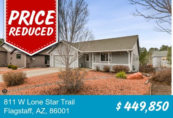 811 W Lone Star Trail Flagstaff, AZ 86001