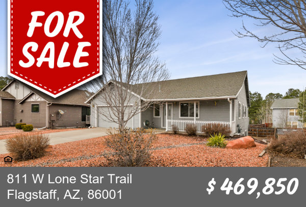 811 W Lone Star Trail Flagstaff, AZ 86005