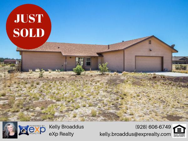9783 Colfax Road, Flagstaff, AZ 86004 - Just Sold