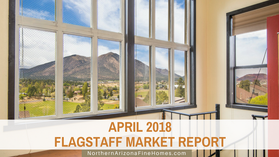 April 2018 Flagstaff Home Sales
