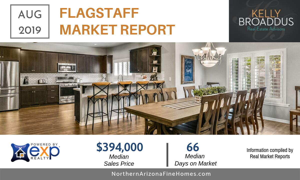 Aug 2019 Flagstaff Market Report
