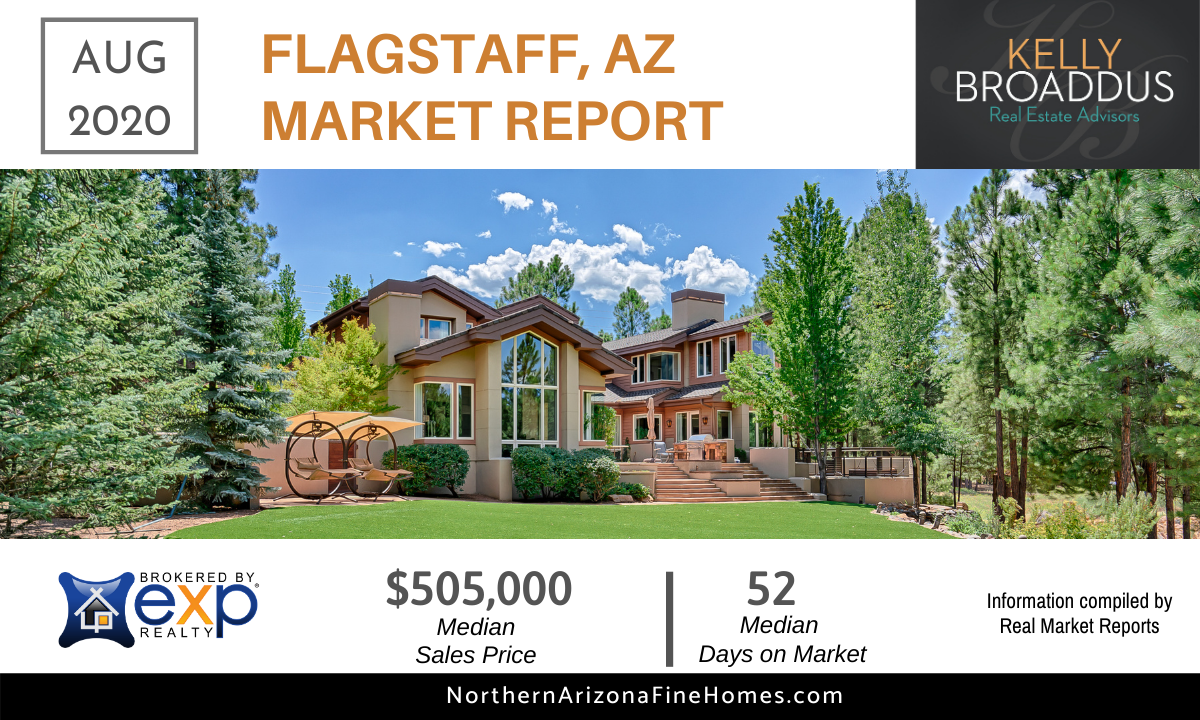 Aug 2020 Flagstaff Market Report