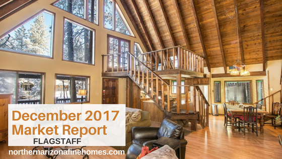 December 2017 Flagstaff Home Sales