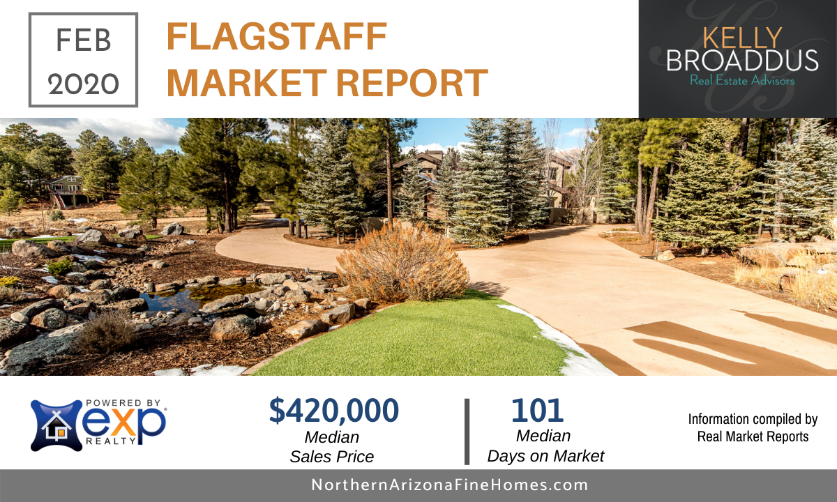 Feb 2020 Flagstaff Market Report