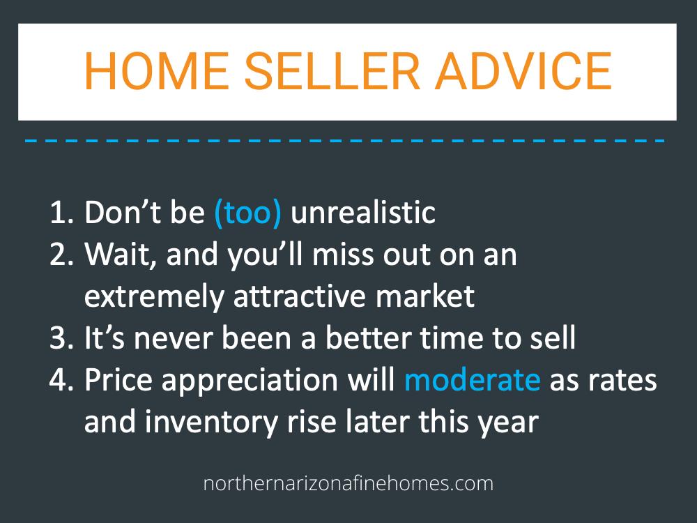 Home Seller Advice