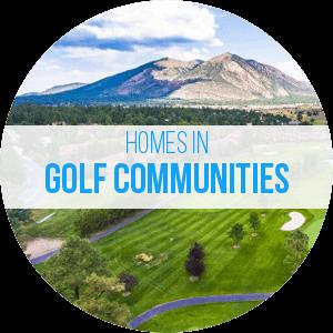 Homes in Golf Communities