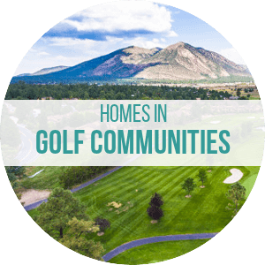 Homes in Golf Communities