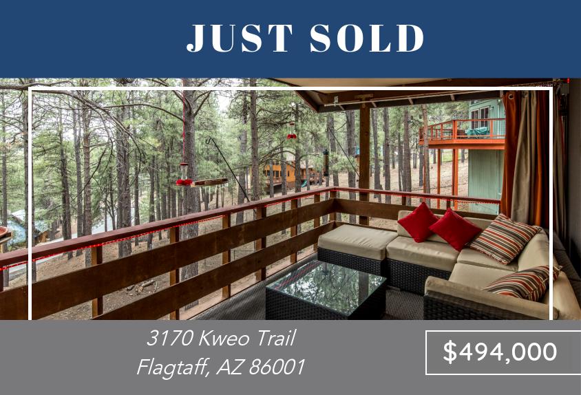 3170 Kweo Trail Flagstaff, AZ 86001