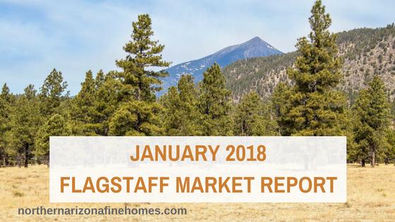 January 2018Flagstaff Home Sales