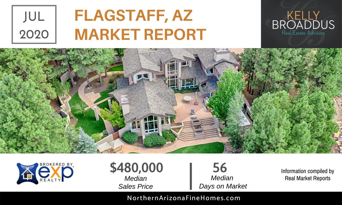 July 2020 Flagstaff Market Report