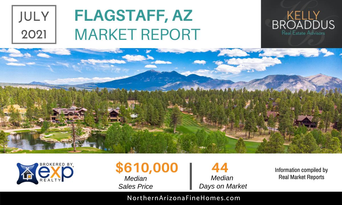 July 2021 Flagstaff Market Update