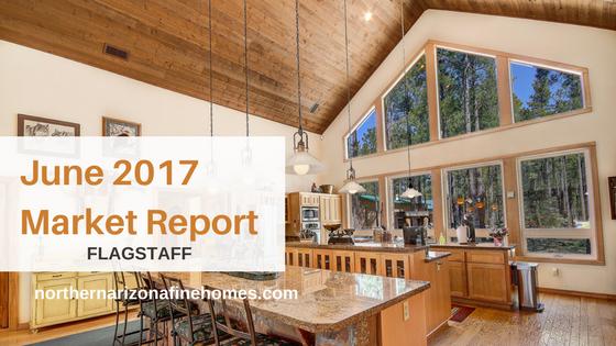 June 2017 Flagstaff Home Sales