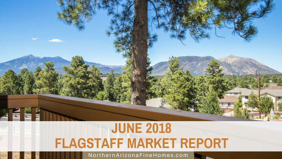 June 2018 Flagstaff Home Sales