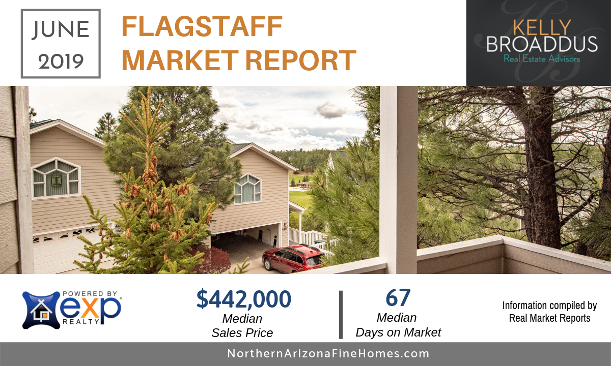June 2019 Flagstaff Market Report