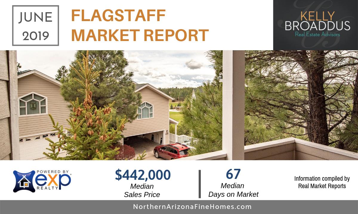 jUNE 2019 Flagstaff Market Statistics