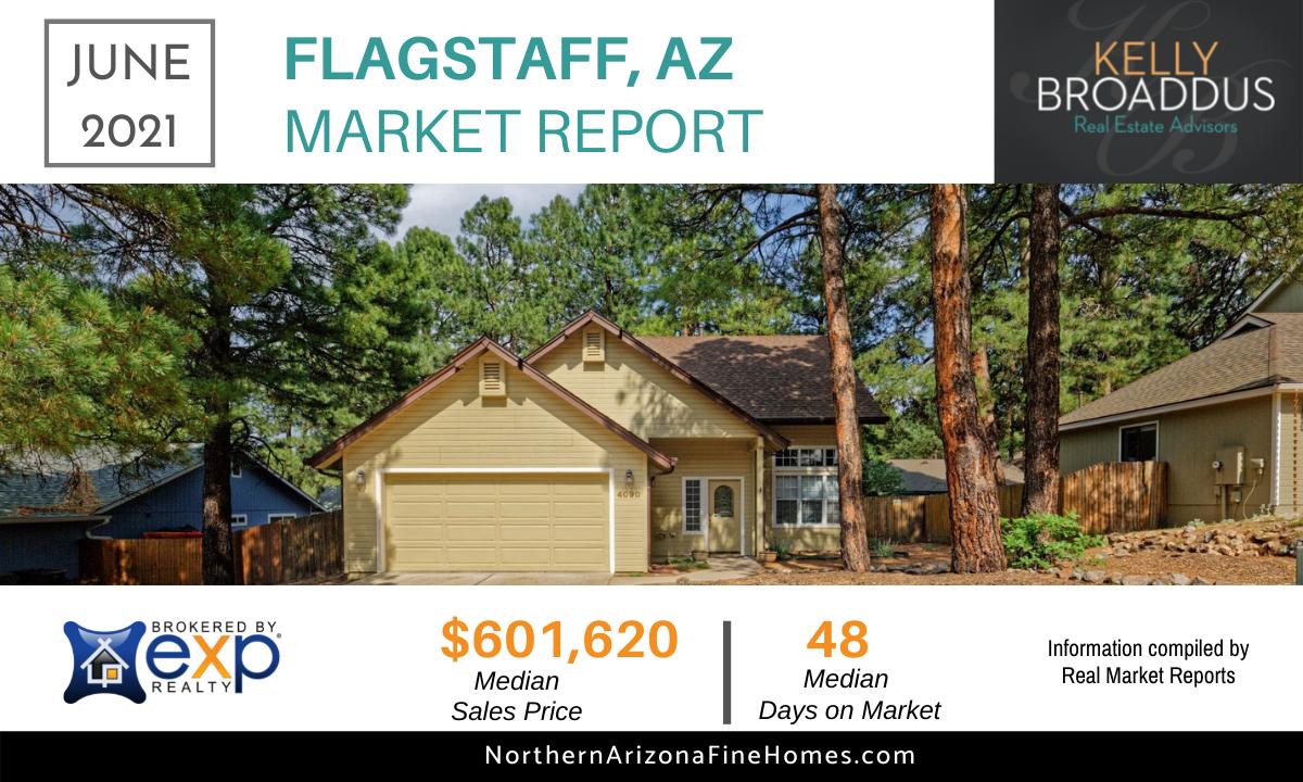 June 2021 Flagstaff Market Report