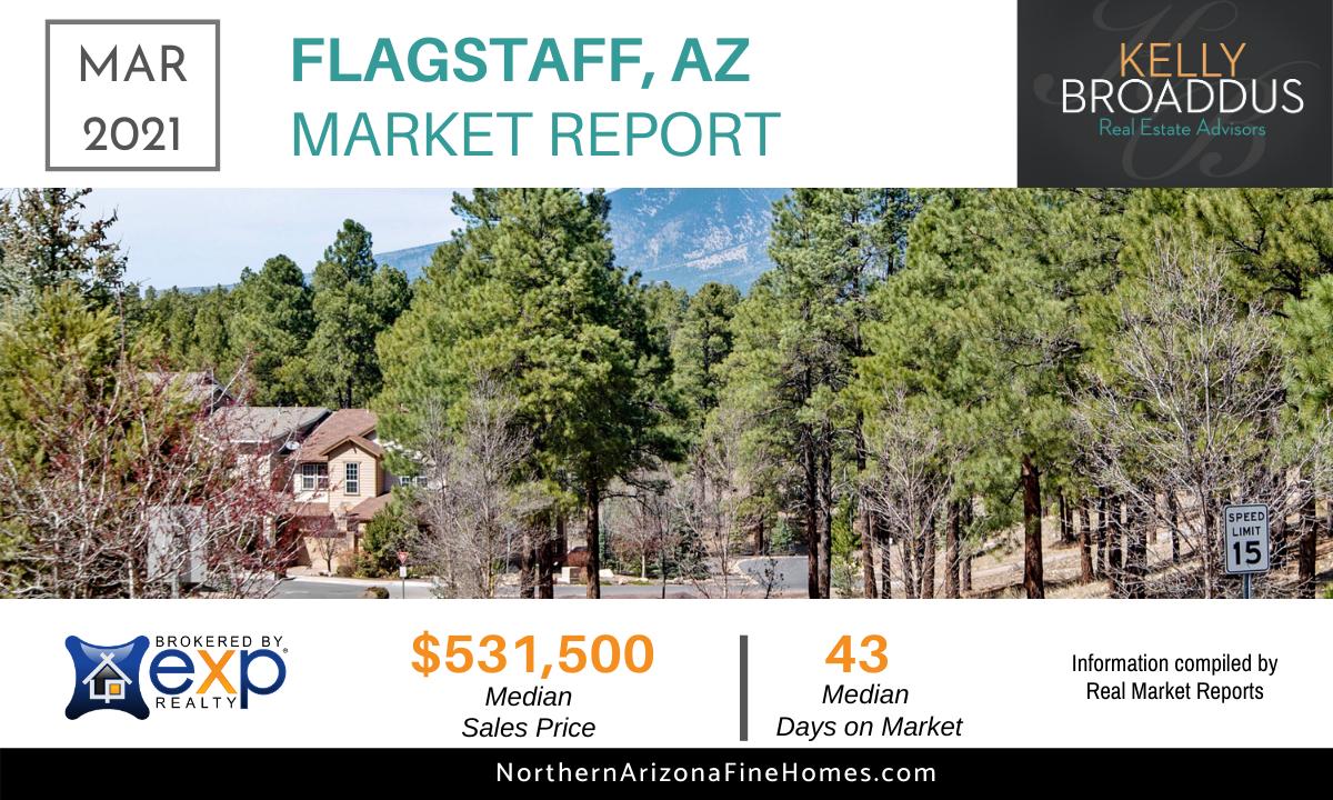 March 2021 Flagstaff Market Report