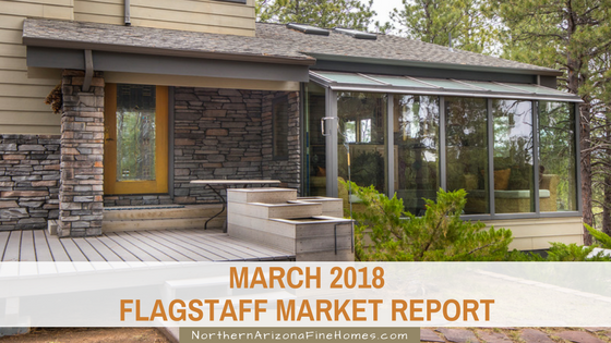 March 2018 Flagstaff Home Sales