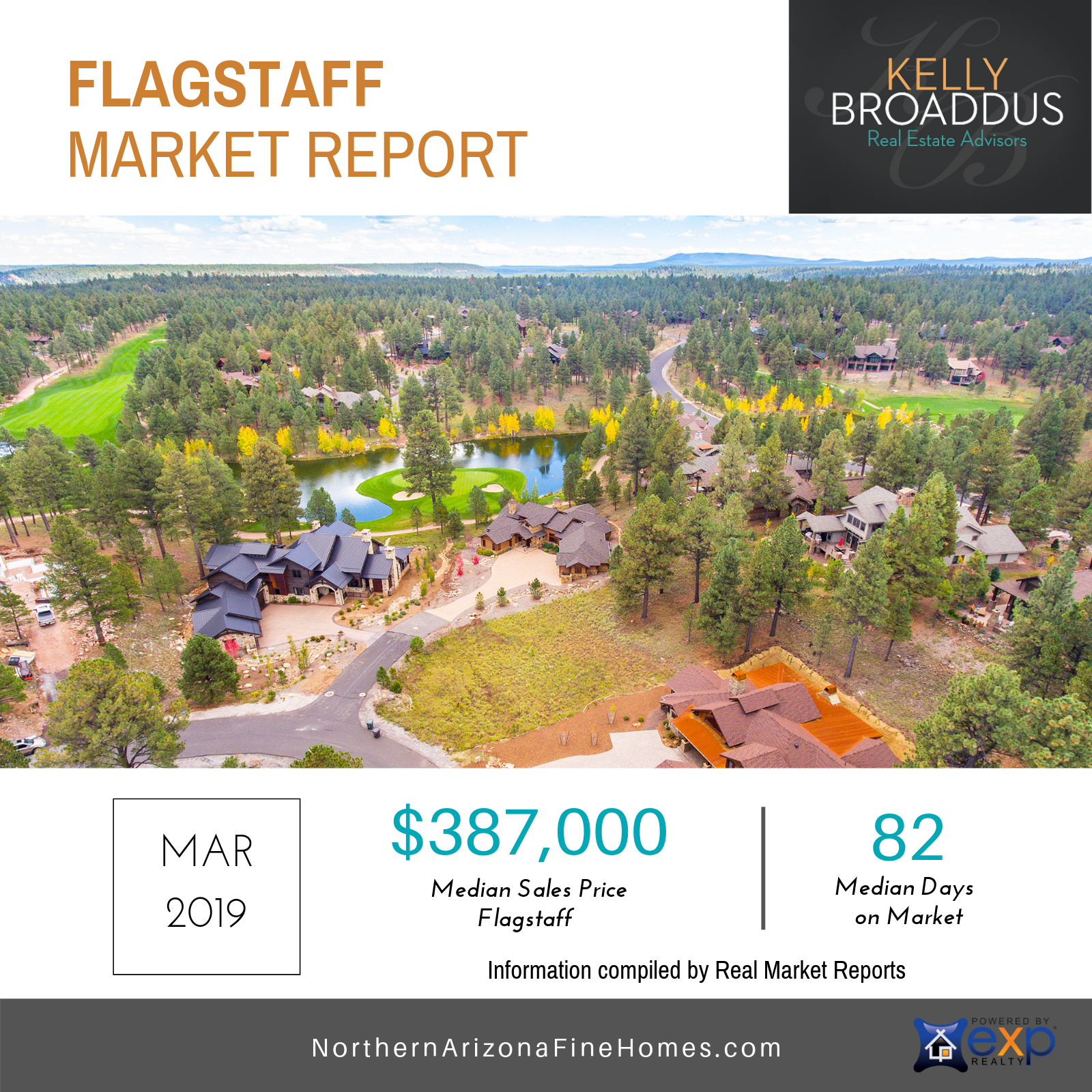 March 2019 Flagstaff Home Sales