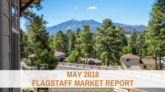 May 2018 Flagstaff Home Sales