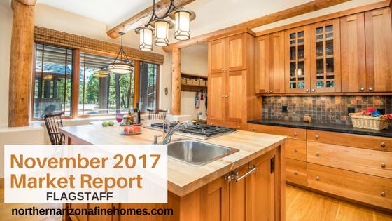 November 2017 Flagstaff Home Sales