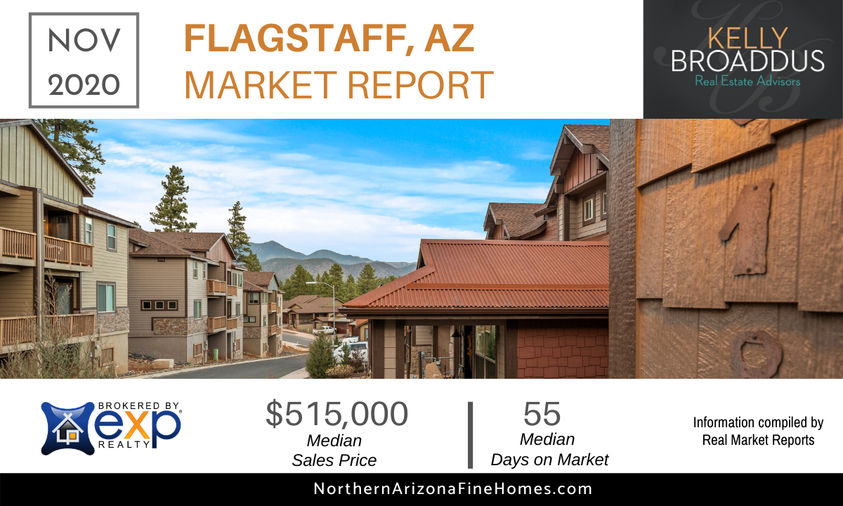 November 2020 Flagstaff Market Report