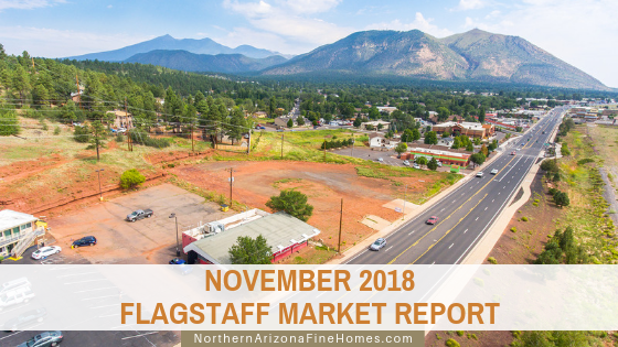 November 2018 Flagstaff Home Sales