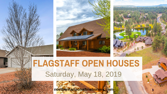 Best Flagstaff Open Houses This Weekend- May 18, 2019