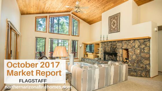 October 2017 Flagstaff Home Sales